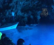 the blue cave tour