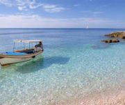 Boat Pucisca Beach